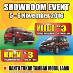 Showroom Event Paket Merdeka Dealer Honda Semarang